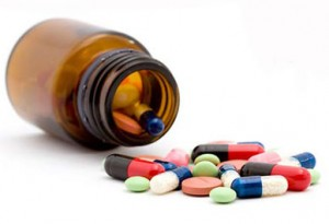 Medication can be prescribed or purchased at a pharmacy