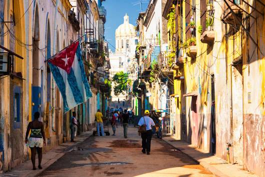 Should we look to Cuba to solve the NHS problem?