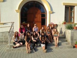 Romania Project Team