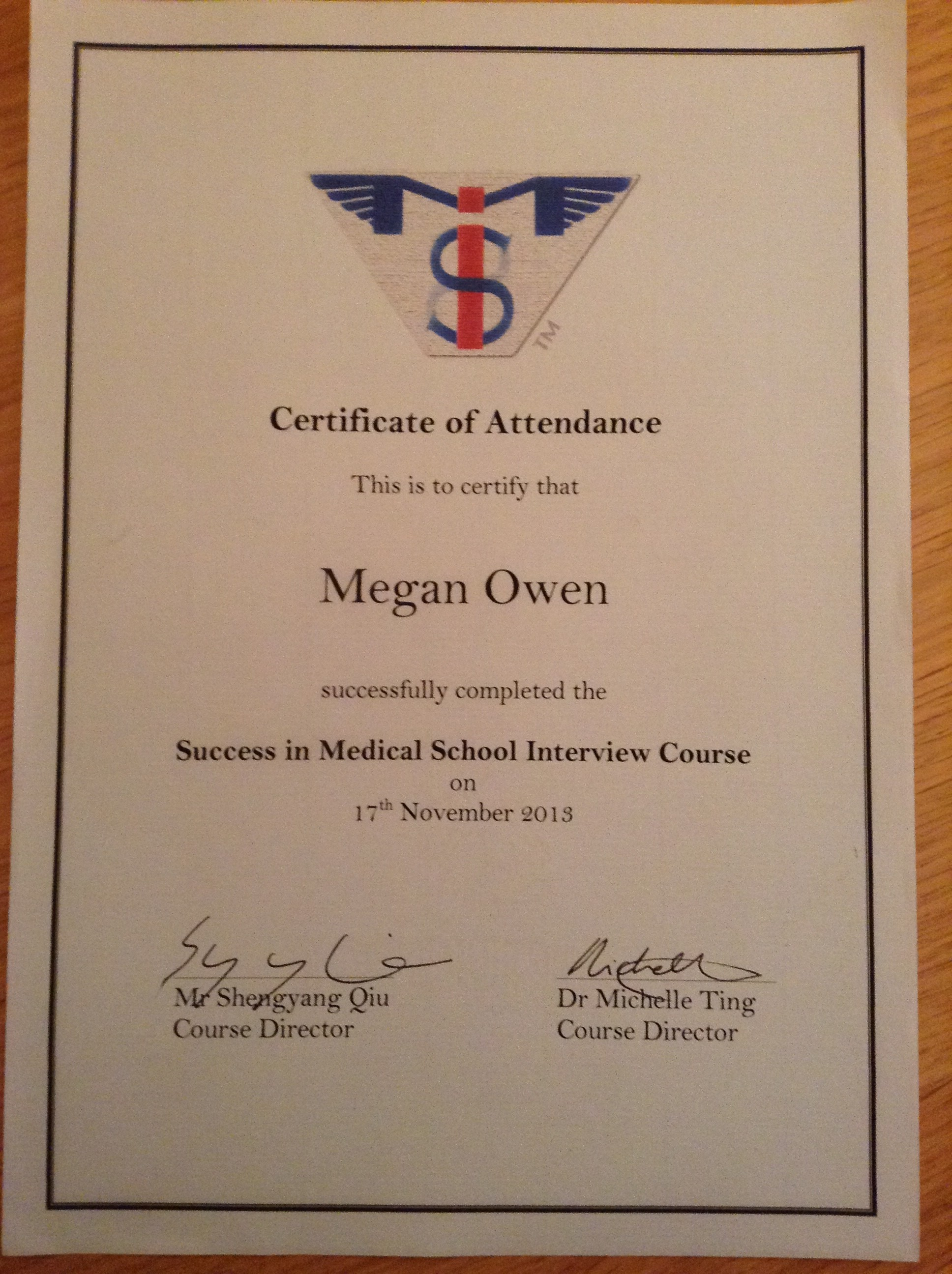 Success In Medical School Interview Course | From Malawi to