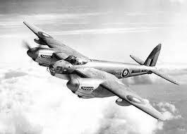A Mosquito plane